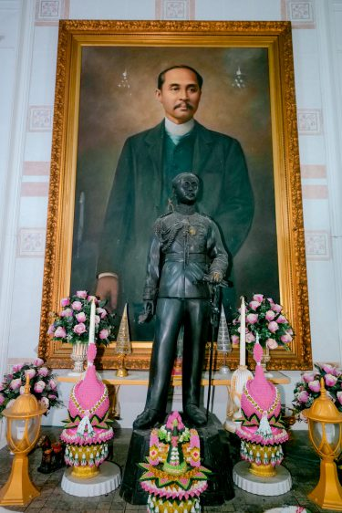 The Rose Room of King Rama V