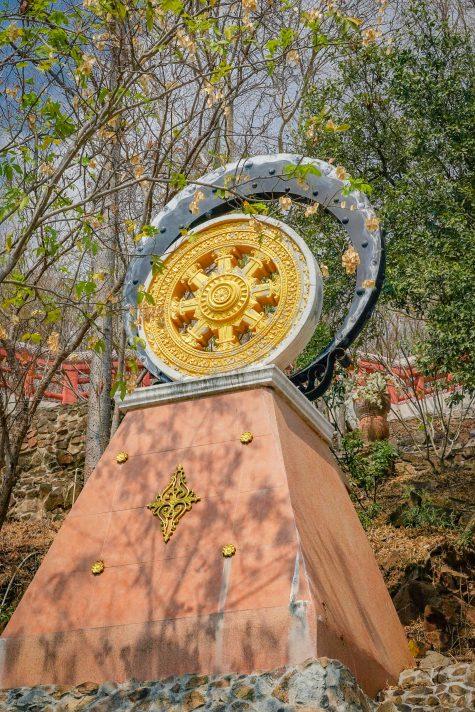 Double Dharma Wheel